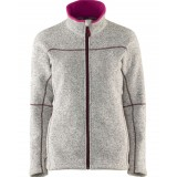 Haglöfs Swook Jacket Women fleece, Swook Jacket Women fleece, HAZE