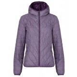 Me°ru' Sherbrooke Padded Jacket Light WMS damjacka, Sherbrooke Padded Jacket Light WMS damjacka, Purple Melange