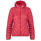 Me°ru' Sherbrooke Padded Jacket Light WMS damjacka, Sherbrooke Padded Jacket Light WMS damjacka, Deep Claret