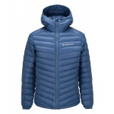 Peak Performance Frost Down Hood Men dunjacka, Frost Down Hood Men dunjacka, Blue 20L