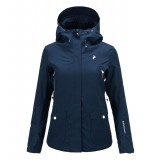 Peak Performance LaGrave Jacket Women damjacka, LaGrave Jacket Women damjacka, Mount Blue 2X3
