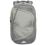 The North Face Hot Shot ryggsäck, Hot Shot ryggsäck, Moon Mist Grey/Duck Green