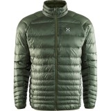 Haglöfs Essens III Down Jacket Men dunjakke, Essens III Down Jacket Men dunjakke, NORI GREEN/JUNIPER