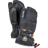 Hestra All Mountain CZone 3-finger handskar, All Mountain CZone 3-finger handskar, Black
