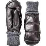 Hestra Leather Voss Mitt damvantar, Leather Voss Mitt damvantar, Black