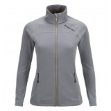 Peak Performance Fort Zip Women damfleece, Fort Zip Women damfleece, M08 Grey Melange