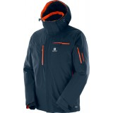 Salomon Brilliant Jacket skidjacka, Brilliant Jacket skidjacka, Big Blue-X