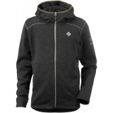 Didriksons Cali Men's Jacket herrfleece, Cali Men's Jacket herrfleece, Black 060