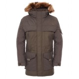 The North Face McMurdo Parka 2 EU herrparka, McMurdo Parka 2 EU herrparka, Black Ink Green
