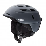 Smith Camber Boa X-fit skidhjälm, Camber Boa X-fit skidhjälm, Mat Charcoal
