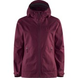 Haglöfs Trail Jacket Women vindjacka, Trail Jacket Women vindjacka, Aubergine