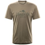 Haglöfs CAMP TEE MEN herr T-shirt, CAMP TEE MEN herr T-shirt, Sage Green
