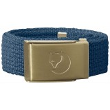 Fjällräven Kids Canvas Belt, Kids Canvas Belt, Uncle Blue