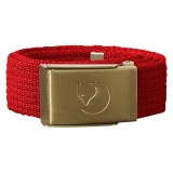 Fjällräven Kids Canvas Belt, Kids Canvas Belt, Red