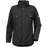 Didriksons ROBERT MEN'S JACKET regnjacka, ROBERT MEN'S JACKET regnjacka, Black 060
