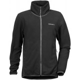 Didriksons MONTE MEN'S MICROFLEECE 2 herrfleece, MONTE MEN'S MICROFLEECE 2 herrfleece, Black 060