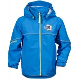 Didriksons JARKOS KID'S JACKET regnjacka, JARKOS KID'S JACKET regnjacka, Sharp Blue 332