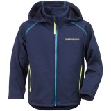 Didriksons BAWAL KID'S JACKET fleece, BAWAL KID'S JACKET fleece, Navy 039