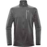 Haglöfs L.I.M MID JACKET MEN Herrfleece, L.I.M MID JACKET MEN Herrfleece, Magnetite