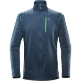 Haglöfs L.I.M MID JACKET MEN Herrfleece, L.I.M MID JACKET MEN Herrfleece, Blue Ink