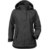 Didriksons CILLY GIRL'S JACKET regnjacka, CILLY GIRL'S JACKET regnjacka, Coal Black 108