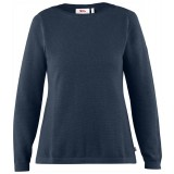 Fjällräven High Coast Knit Sweater W damsweater, High Coast Knit Sweater W damsweater, Navy