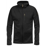 Fjällräven Abisko Trail Fleece herrfleece, Abisko Trail Fleece herrfleece, Black