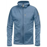 Fjällräven Abisko Trail Fleece herrfleece, Abisko Trail Fleece herrfleece, Blue Ridge