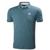 Helly Hansen HP Racing Polo herrpolo, HP Racing Polo herrpolo, 556 Blue Mirage