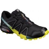 Salomon SPEEDCROSS 4 Herrsko, SPEEDCROSS 4 Herrsko, BLACK/Everglade/Sulphur Spring