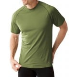 Smartwool Men's Merino 150 Baselayer Short Sleeve T-shirt, Men's Merino 150 Baselayer Short Sleeve T-shirt, LIGHT LODEN