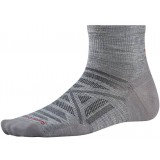 Smartwool PhD Outdoor Ultra Light Mini herrstrumpor, PhD Outdoor Ultra Light Mini herrstrumpor, LIGHT GRAY