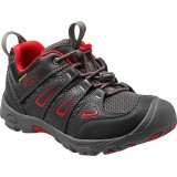 Keen OAKRIDGE LOW WP barnsko, OAKRIDGE LOW WP barnsko, BLACK/TANGO RED