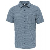 The North Face HYPRESS SHIRT S/S MEN Herrskjorta, HYPRESS SHIRT S/S MEN Herrskjorta, Urban Navy