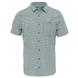 The North Face HYPRESS SHIRT S/S MEN Herrskjorta, HYPRESS SHIRT S/S MEN Herrskjorta, Thyme
