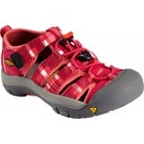 Keen Kids Newport H2, Kids Newport H2, Barberry/Hot Coral Print
