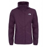 The North Face RESOLVE 2 JACKET WMS Regnjacka, RESOLVE 2 JACKET WMS Regnjacka, BLACKBERRY WINE