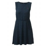 Holebrook Malva Dress klänning, Malva Dress klänning, Navy/White Dots