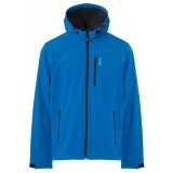 Me°ru' Oulu Softshell Jacket Men herrsoftshell, Oulu Softshell Jacket Men herrsoftshell, Royal Blue