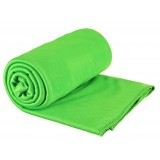 Sea to Summit Pocket Towel™ X-Large Lime handduk, Pocket Towel™ X-Large Lime handduk, Lime