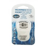 Sea to Summit Wilderness Wash Pocket Soap 50 ark tvål, Wilderness Wash Pocket Soap 50 ark tvål, No Color