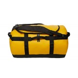 The North Face Base Camp Duffel S, Base Camp Duffel S, SUMIT GOLD/TNF BLACK
