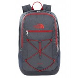 The North Face RODEY Ryggsäck, RODEY Ryggsäck, ASPHALT GREY DKH/CARDNAL RED