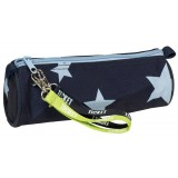 Ticket to Heaven Round Pencil Case Boy, Round Pencil Case Boy, Angle Fall Stars