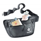 Deuter Security Money Belt I pengabälte, Security Money Belt I pengabälte, Black
