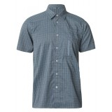 Me°ru' Mats Shirt Men herrskjorta, Mats Shirt Men herrskjorta, Grey Check