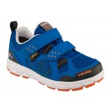 Viking Hobbit GTX barnskor, Hobbit GTX barnskor, Royal/Orange