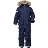 Didriksons Björnen Kids Coverall overall, Björnen Kids Coverall overall, Navy 039