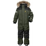 Didriksons Björnen Kids Coverall overall, Björnen Kids Coverall overall, STONE GREE