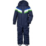 Didriksons Romme Kid's Coverall overall, Romme Kid's Coverall overall, Navy 039